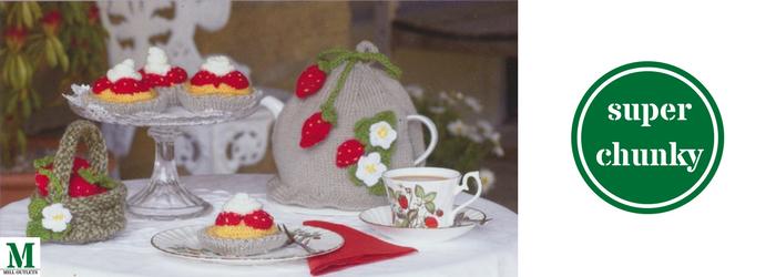 National Tea Day - tea cosy knitting pattern