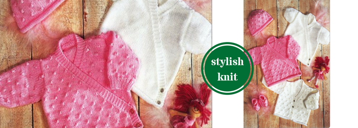 Traditional baby knitting patterns