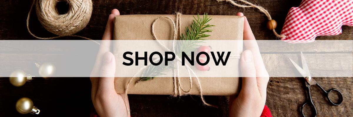 Unique Christmas gift ideas - shop now!